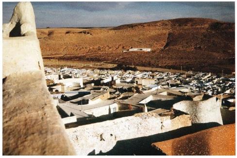 Алжир долина Мзаб