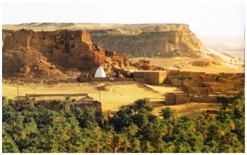 Алжир город Касба