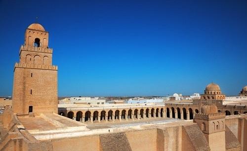 Арабский язык Тунис Кайруан