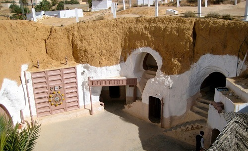 Арабский язык Тунис берберы