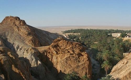 Арабский язык Тунис горы Атлас