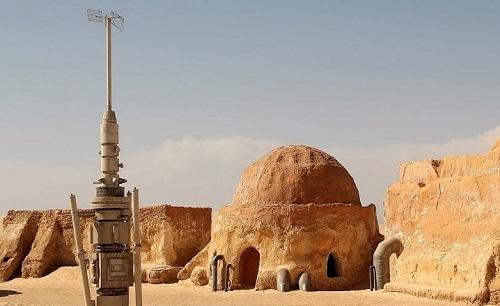 Арабский язык Тунис фильм Звездные войны