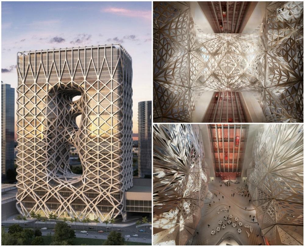40-этажный отель в Макао, Китай