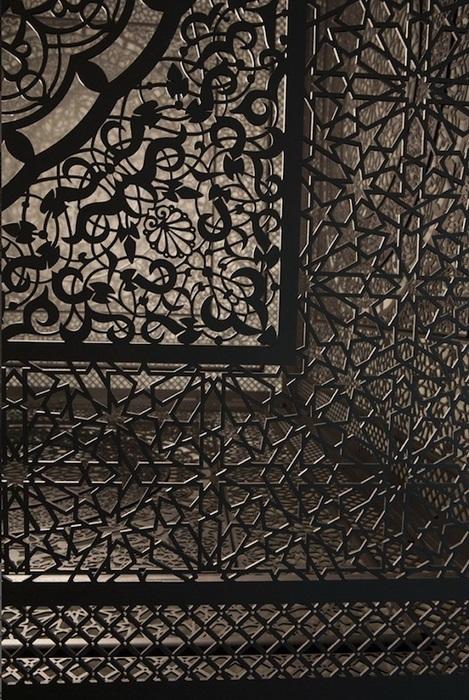 Пакистанская художница 004