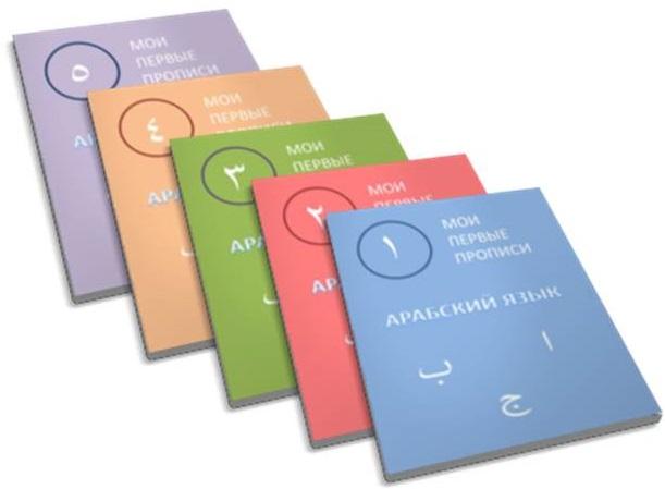 Прописи Арабский язык