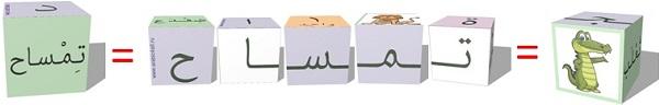 Арабский алфавит Этап 3 600x