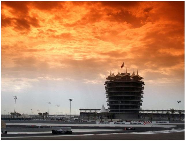 Бахрейн Автодром Сахир