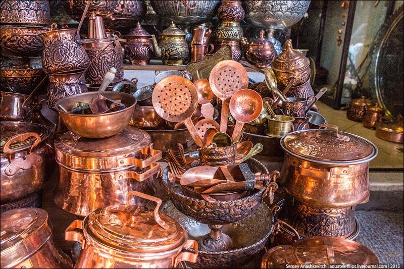 Исхафан. Восточный базар 018