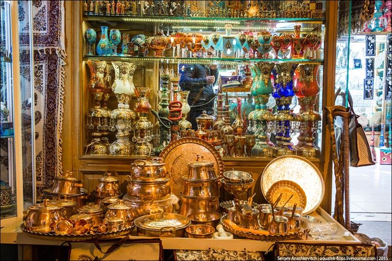 Исхафан. Восточный базар 023