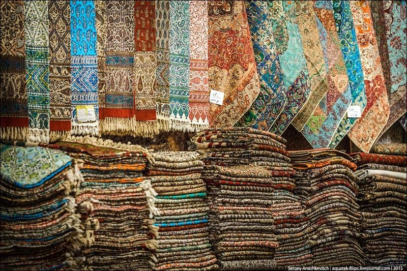 Исхафан. Восточный базар 032