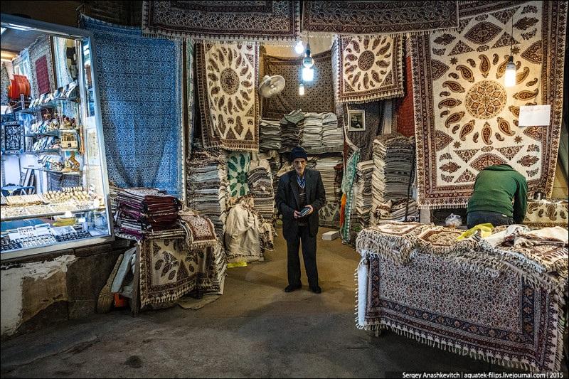 Исхафан. Восточный базар 033