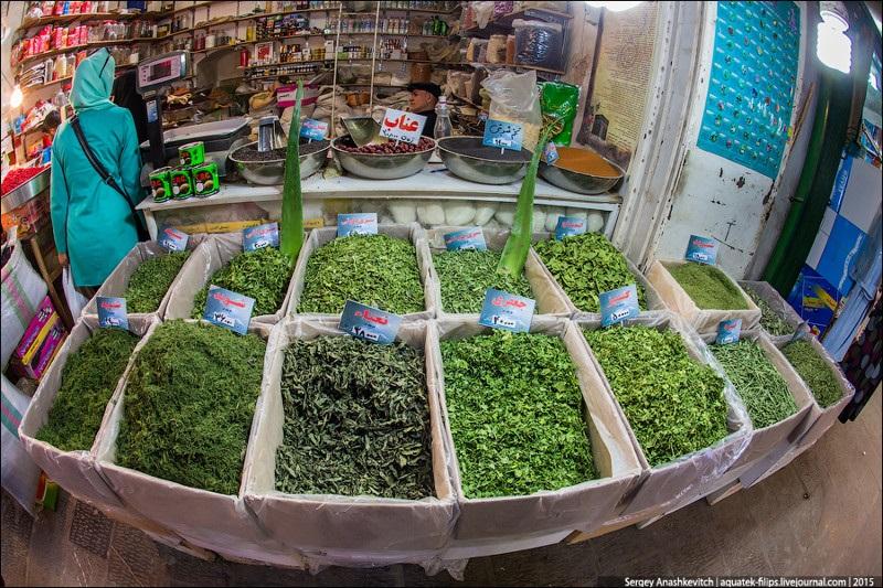 Исхафан. Восточный базар 036